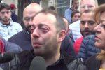 Tragedia a Casteldaccia, parla il superstite Giuseppe Giordano