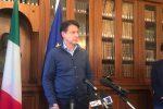 """Maltempo in Sicilia, Conte: """"Stato d'emergenza per la Regione in consiglio dei Ministri"""""""
