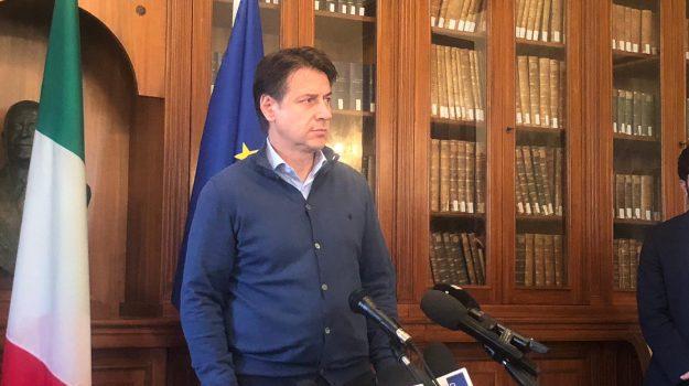 maltempo sicilia, strage casteldaccia, Giuseppe Conte, Palermo, Politica