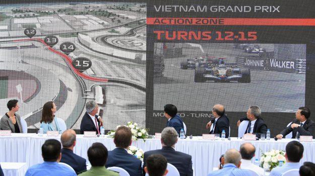 formula 1, gran premio vietnam, Sicilia, Sport