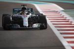 Gp di Abu Dhabi, cannibale Hamilton: sua l'undicesima pole della stagione