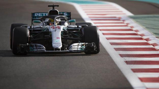 Gp Abu Dhabi, Lewis Hamilton, Sicilia, Sport