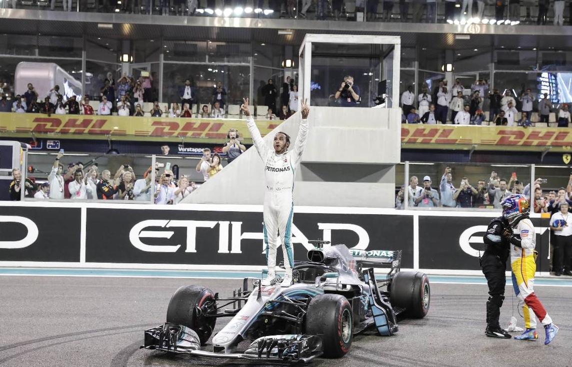 F1, GP Abu Dhabi 2018: si conclude un'era