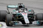 Gp Brasile, vittoria di Hamilton: Mercedes campione del mondo, terzo Raikkonen