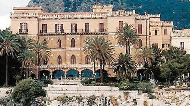 hotel villa igiea, rocco forte, Palermo, Economia