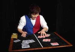 Il gioco di prestigio del taiwanese Eric Chien