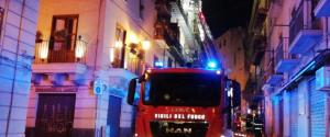 I vigili del fuoco sono riusciti a domare e limitare subito il rogo