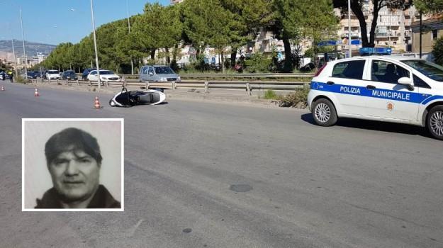 incidente mortale, incidente viale regione, Francesco Di Miceli, Palermo, Cronaca