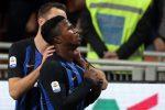 L'Inter liquida il Frosinone con le seconde linee e riprende la corsa verso la Champions