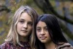 L'amica geniale, le due bambine rivelazione della fiction che ha sbancato gli ascolti