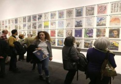 «La Lettura 360» In mostra le copertine d'artista L'inaugurazione a Milano L'esposizione aperta alla Triennale di Milano fino al 9 dicembre - Nino Luca
