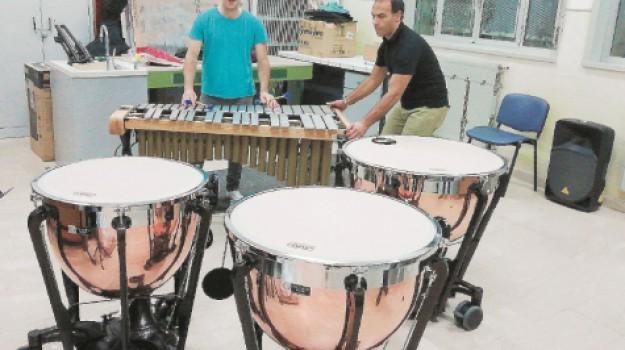 Vito Fazio Allmayer Alcamo, Trapani, Cultura