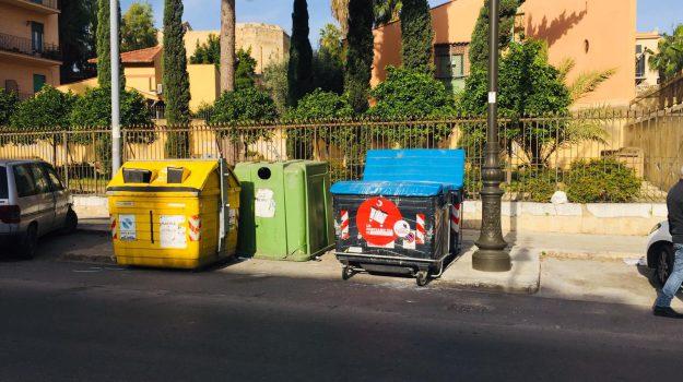 Raccolta differenziata Cala Borgo Vecchio, raccolta differenziata palermo, Palermo, Cronaca