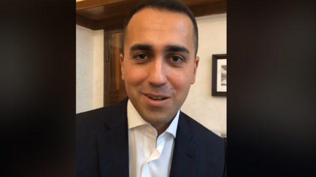 manovra, pensioni quota 100, reddito di cittadinanza, Luigi Di Maio, Sicilia, Politica