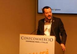Così il vice premier, Matteo Salvini risponde a chi gli annuncia l'arrivo della lettera di Bruxelles