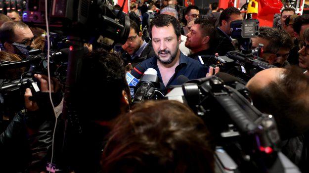 migranti, migranti salvini, Matteo Salvini, Sicilia, Politica