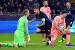 Champions, per Inter e Napoli pari d'oro in rimonta contro Barcellona e Psg
