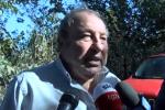 """Medico disperso a Corleone: """"L'acqua ha trascinato via anche i blocchi di cemento"""""""