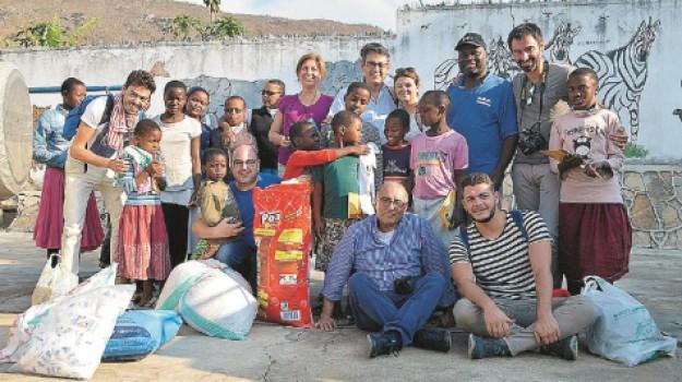 missione volontari africa, Giovanni Ruvolo, Agrigento, Cronaca