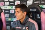 """Palermo, la gioia di Moreo: """"I tifosi iniziano ad apprezzarmi"""""""