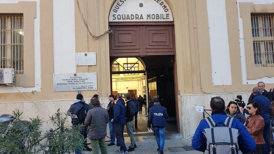 Le immagini dell'operazione Lampedusa a Palermo, nomi e ...