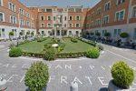 L'ospedale San Pietro di Roma