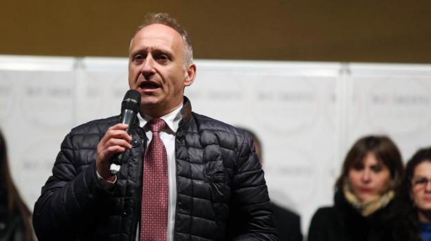Candidato M5S Corleone, di maio a palermo, Luigi Di Maio, Palermo, Politica