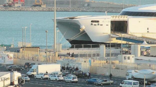 porto di pozzallo, Ragusa, Economia