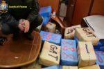 Veliero carico di droga nel Canale di Sicilia, il video del blitz della Finanza