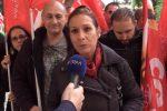"""Palermo, protesta dei lavoratori della Fenice Store di Carini: """"Senza stipendio da mesi"""""""