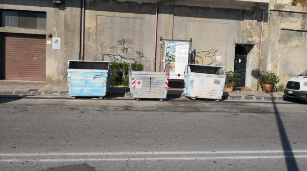 rifiuti messina, Catena De Luca, Messina, Cronaca