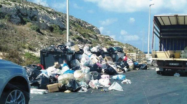 sciopero netturbini lampedusa, Agrigento, Cronaca