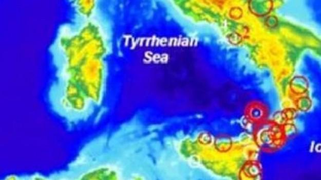 Tsunami Sicilia, Sicilia, Cronaca