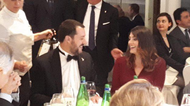 salvini isoardi, Elisa Isoardi, Matteo Salvini, Sicilia, Società