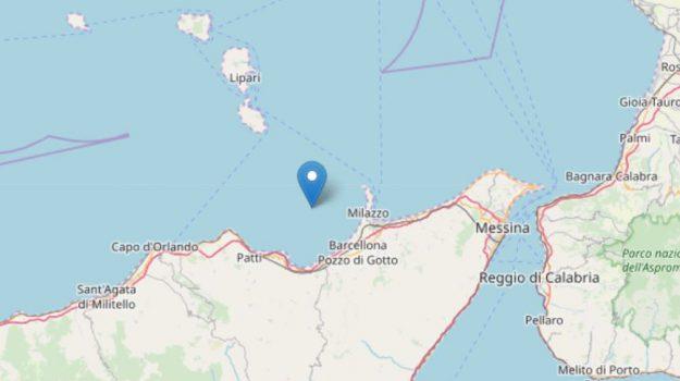 terremoto a Milo, terremoto in Sicilia, terremoto nel Messinese, Sicilia, Cronaca