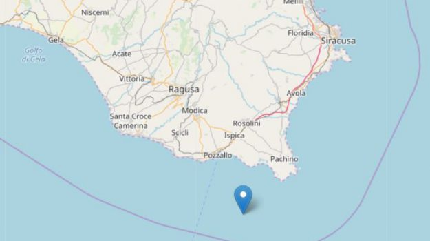 terremoto Cianciana, terremoto in Sicilia, terremoto milo, Sicilia, Cronaca