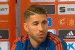 """Real Madrid, Sergio Ramos: """"Le critiche? Devo solo accettare e andare avanti"""""""