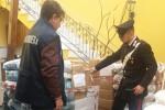 Sequestrati a Palermo 1.100 chili di shoppers non a norma: denunciato un 55enne