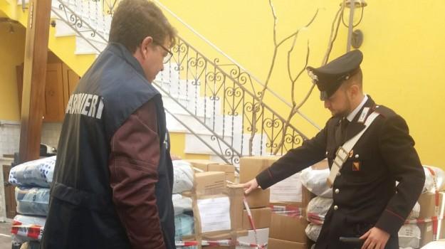 polizia, sequestrati shoppers, Palermo, Cronaca