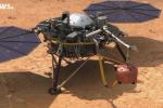 La sonda Insight su Marte
