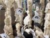 """""""Vendita illecita di statuette d'avorio"""" a Catania, il sequestro in un negozio di mobili"""