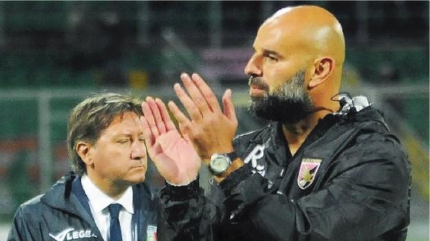 Palermo-Padova, serie b, Bruno Tedino, Delio Rossi, Rino Foschi, Roberto Stellone, Palermo, Calcio