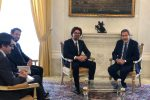 """Strade, Toninelli a Palermo: """"La Sicilia è ben oltre l'emergenza, esporteremo anche qui il modello Genova"""""""