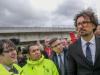 """Il ministro Toninelli in Sicilia: """"Basta strade colabrodo, all'Anas la gestione delle provinciali"""""""