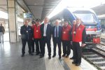 Anche in Sicilia il programma di Trenitalia per la cura per passeggero tra tecnologia e sicurezza
