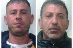 Mafia, estorcevano pizzo a due imprenditori di Mascalucia: arrestati