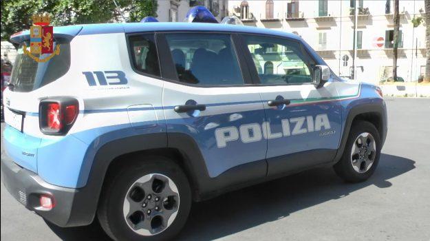 Palermo rapina telefonia negozio, Palermo, Cronaca