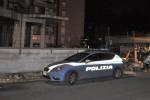 Auto e moto rubati scoperti in un edificio abbandonato in via Tiro a Segno a Palermo