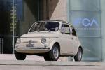 Fca: Fiat 500 esposta per la prima volta al Moma di New York