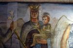 A nuovo gli affreschi delle Vittorie